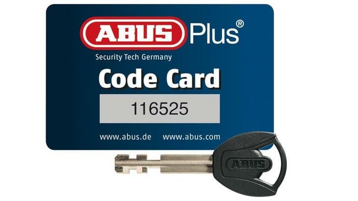 abus code keycard