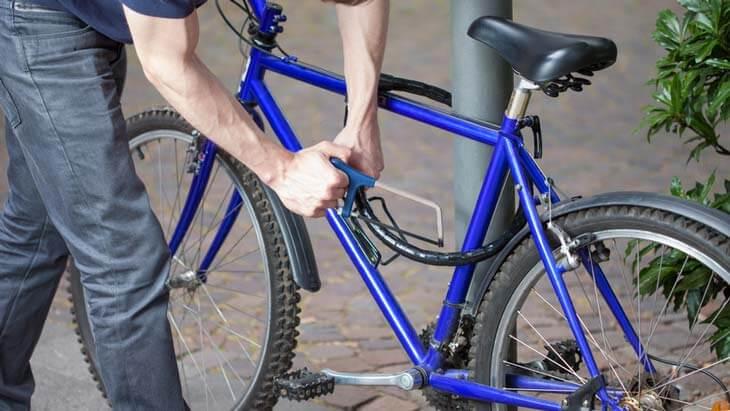 aufbruchtest fahrradschloss 2